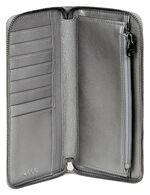 ECCO Delight Slim WalletECCO Delight Slim Wallet in WARM GREY METALLIC (90471)