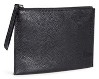 ECCO Sculptured Small ClutchECCO Sculptured Small Clutch in BLACK (90000)