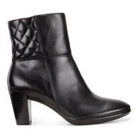 ECCO Shape 55 Plateau Zip BootECCO Shape 55 Plateau Zip Boot in BLACK (01001)