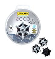 ECCO Zarma Slim-Lok Spikes (BLACK/SILVER)