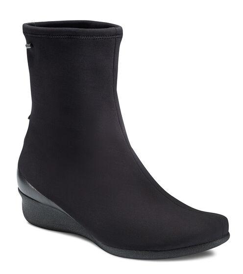 ECCO Abelone GTX Short Boot (BLACK/BLACK)