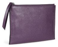 ECCO Sculptured Small ClutchECCO Sculptured Small Clutch in MAUVE (90553)