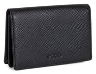 ECCO Glenn Card Holder (BLACK)
