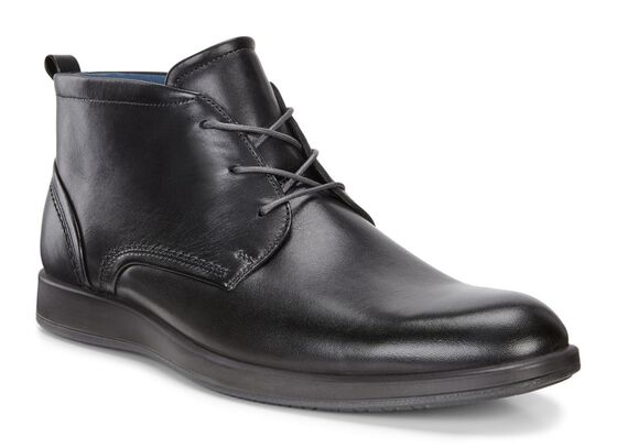 ECCO Jared Boot (BLACK)