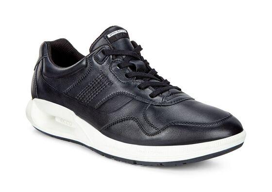 ECCO CS16 Womens Sneaker (BLACK)