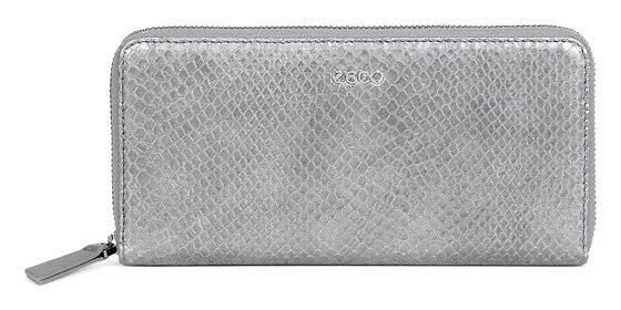 ECCO Delight Slim Wallet (WARM GREY METALLIC)