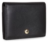 ECCO Iola Card Case (BLACK)