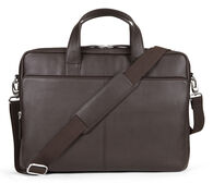 ECCO Foley Laptop Bag 15 InchECCO Foley Laptop Bag 15 Inch in COFFEE (90042)
