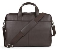 ECCO Foley Laptop Bag 15 Inch (COFFEE)
