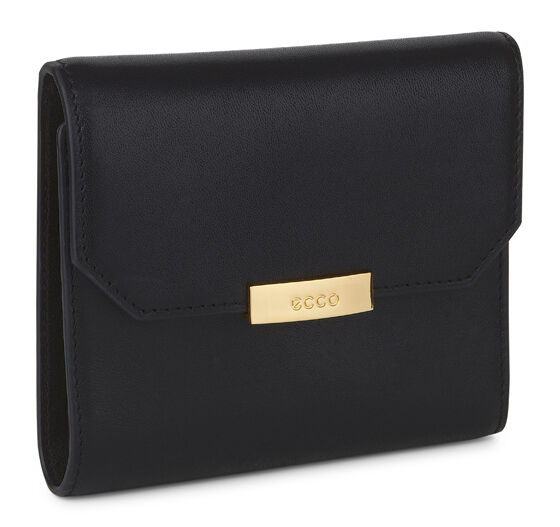 ECCO Derna French Wallet (BLACK)