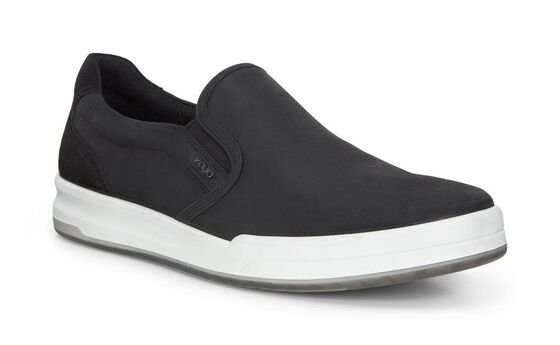 ECCO Jack Slip On (BLACK)