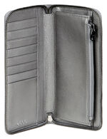 ECCO Delight Slim WalletECCO Delight Slim Wallet WARM GREY METALLIC (90471)