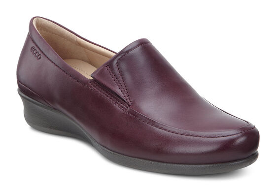 ECCO Abelone Slip On (BORDEAUX)