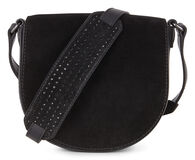 ECCO Joliet Small Saddle Bag (BLACK)
