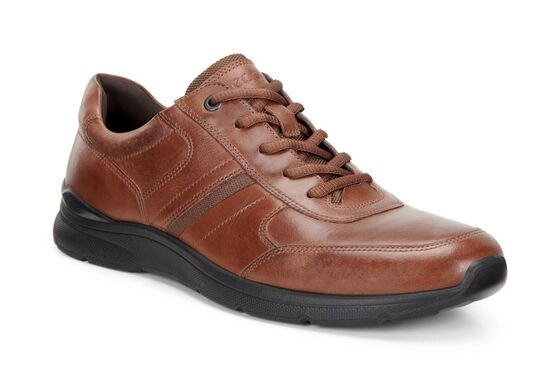 ECCO Irving LaceECCO Irving Lace in MAHOGANY (02195)