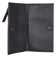 ECCO Sculptured Large WalletECCO Sculptured Large Wallet BLACK (90000)