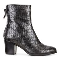 ECCO Shape 55 Trend BootECCO Shape 55 Trend Boot in BLACK-BUFFED SILVER (50781)