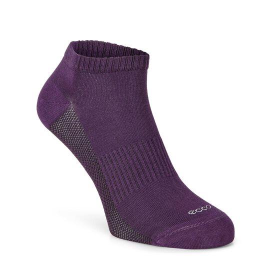 ECCO Cool Sneaker Sock (MAUVE)