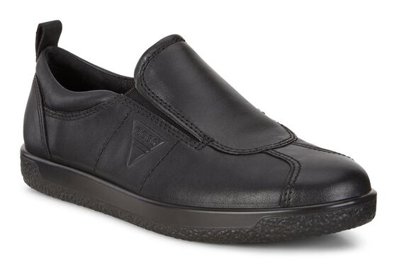 ECCO Soft 1 Ladies (BLACK)