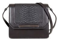 ECCO Glade Crossbody (BLACK/SNAKE)