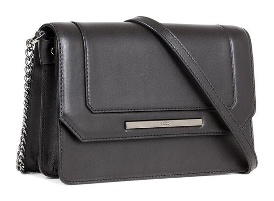 ECCO Glade Shoulder Bag (BLACK)