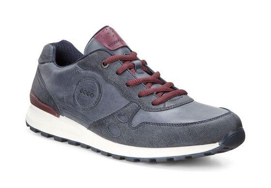 ECCO Wmns CS14 Casual Sneaker (MARINE/MARINE/MORILLO)