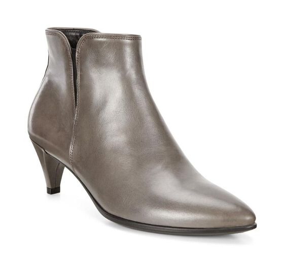 ECCO Shape 45 Sleek Ankle Boot (STONE)