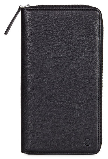 ECCO Jos Travel Wallet (BLACK)