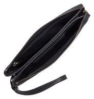 ECCO Handa Clutch WalletECCO Handa Clutch Wallet BLACK (90000)