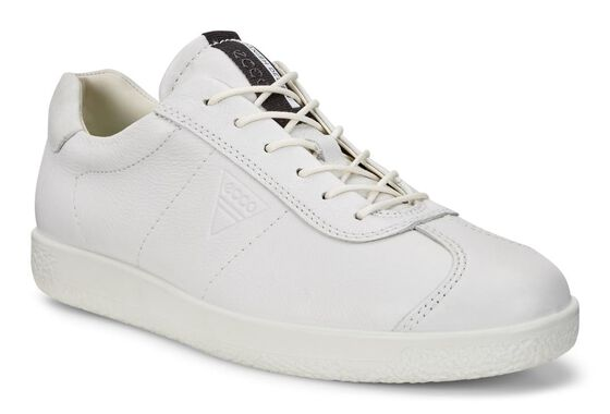 ECCO Mens Soft 1 Tie (BRIGHT WHITE)