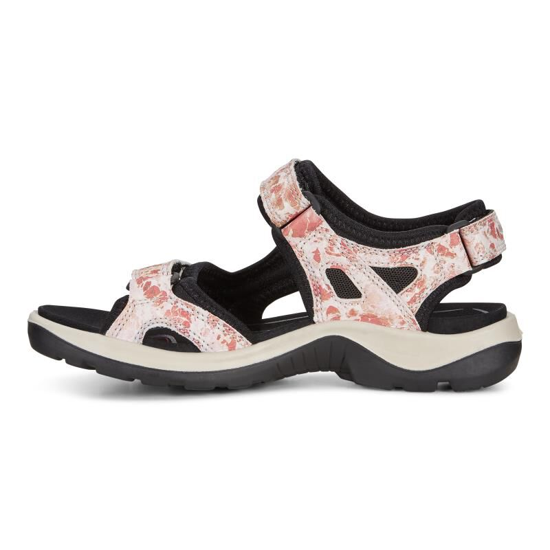 ... ECCO Womens Offroad SandalECCO Womens Offroad Sandal CORAL BLUSH  (01255) ...