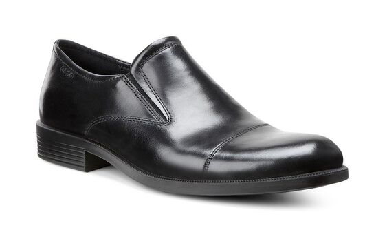 ECCO Harold Slip On (BLACK)