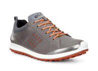 ECCO Mens BIOM Hybrid 2 GTX (WARM GREY/ORANGE)