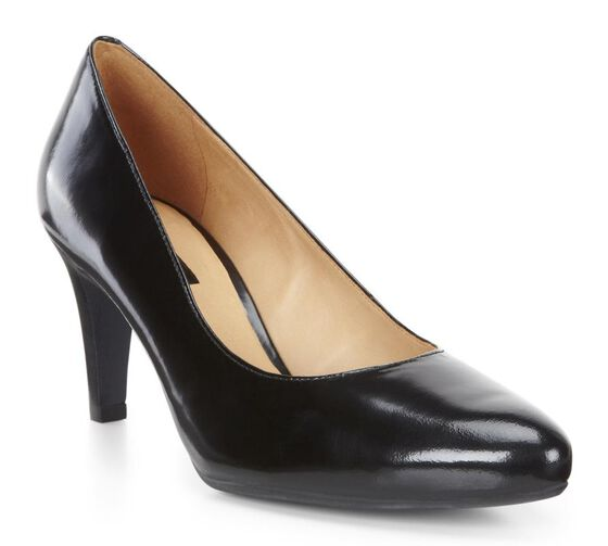 ECCO Alicante Pump (BLACK)