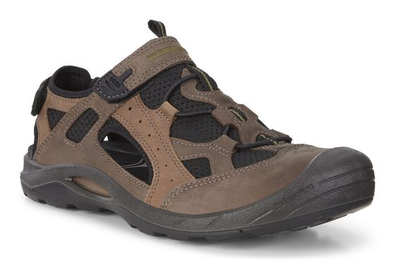 ECCO Mens BIOM Delta Fisherman (COFFEE)