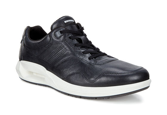 ECCO Mens CS16 Low (BLACK)