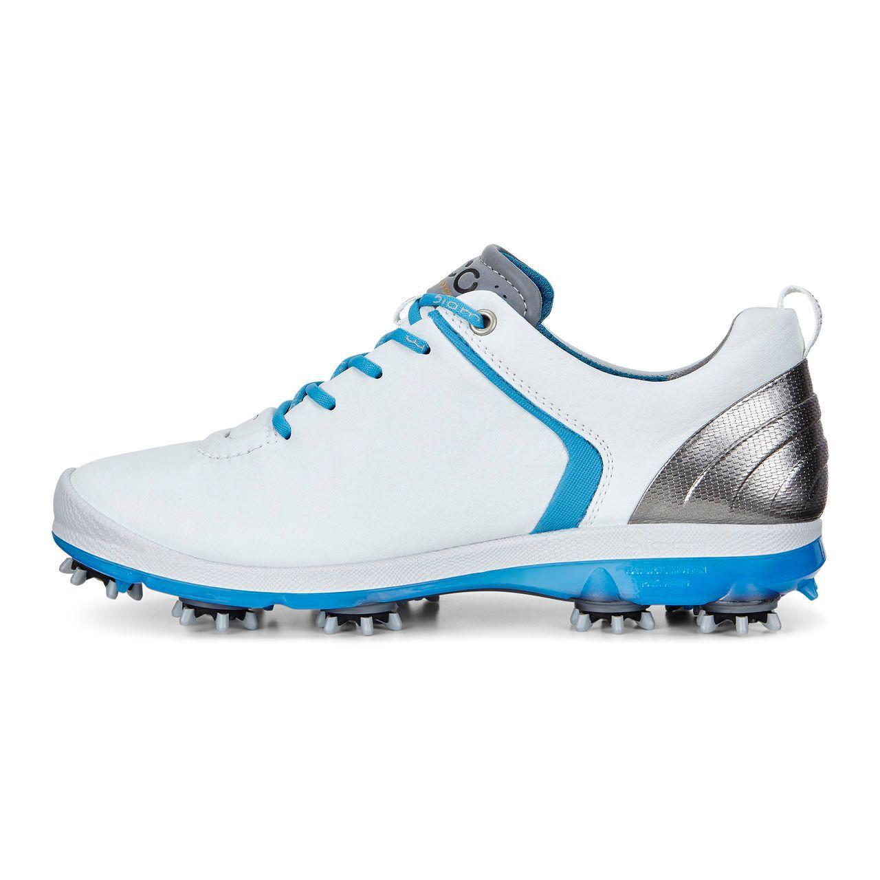 ... ECCO Womens Golf Biom G2ECCO Womens Golf Biom G2 WHITE/DANUBE (55234)  ...