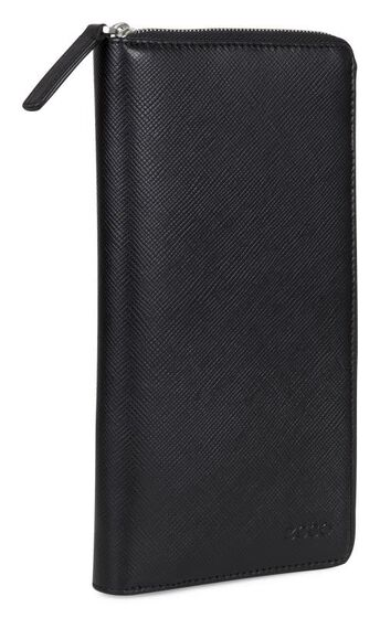 ECCO Glenn Travel Wallet (BLACK)