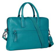 ECCO SP Slim BriefcaseECCO SP Slim Briefcase TEAL (90557)