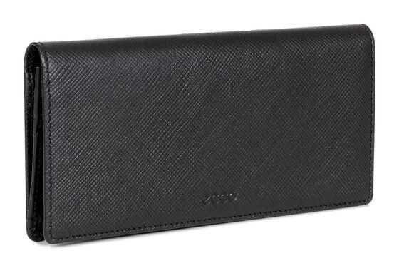 ECCO Glenn Continental Wallet (BLACK)