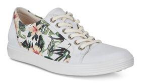 WHITE/FLOWER PRINT (51032)