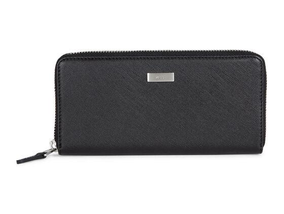ECCO Felicity Large Zip Wallet (BLACK)
