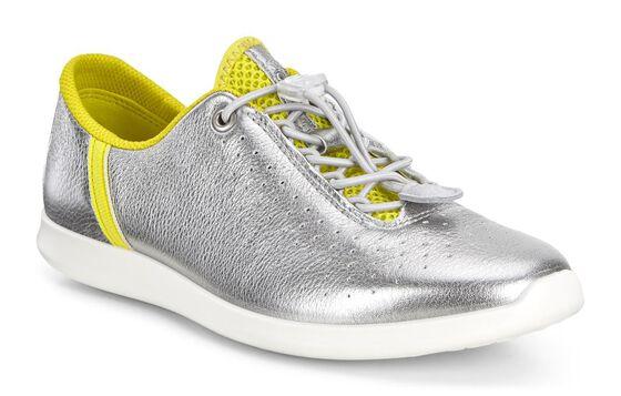 ECCO Sense Sneaker (ALUSIVER/SULPHUR/CONCRETE-BLACK)