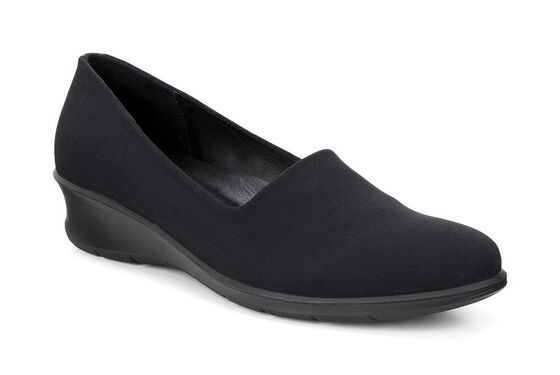 ECCO Felicia Stretch (BLACK/BLACK)