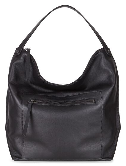 ECCO Sculptured Hobo Bag (BLACK)