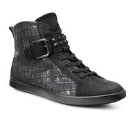 ECCO Aimee High Top SneakerECCO Aimee High Top Sneaker in BLACK/BLACK (58165)