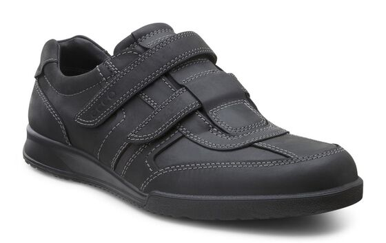 ECCO Transporter Easy On/Off (BLACK/MOONLESS)