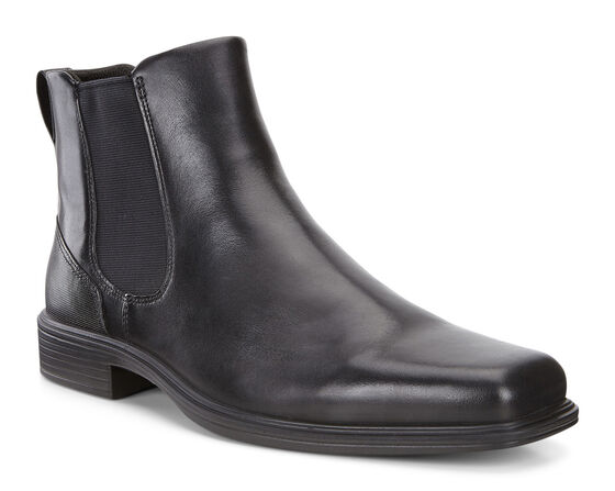 ECCO Johannesburg Low Cut (BLACK)