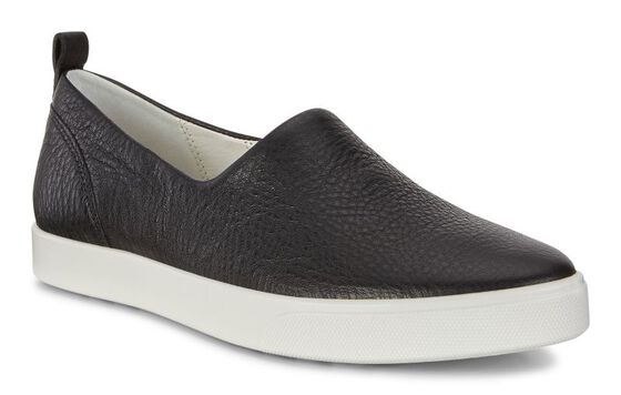 ECCO Gillian Slip On (BLACK)