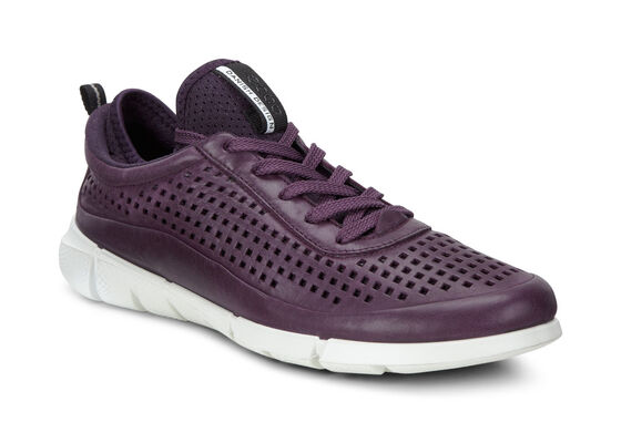 ECCO Womens Intrinsic Sneaker (MAUVE)